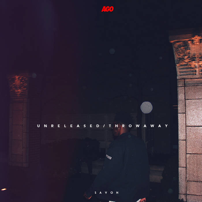 Unreleased/Throwaway cover art