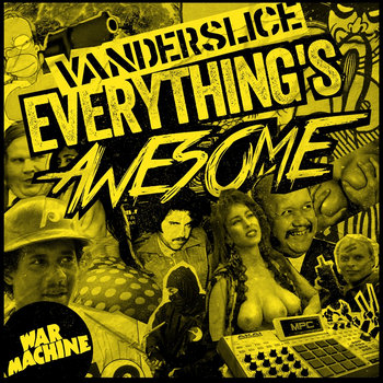 EVERYTHING'S AWESOME cover art