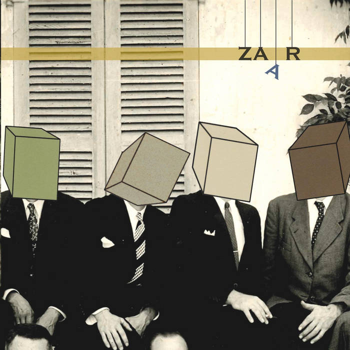 Zaar cover art