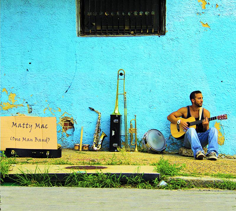 Matty Mac - One Man Band (2014) [Ska]
