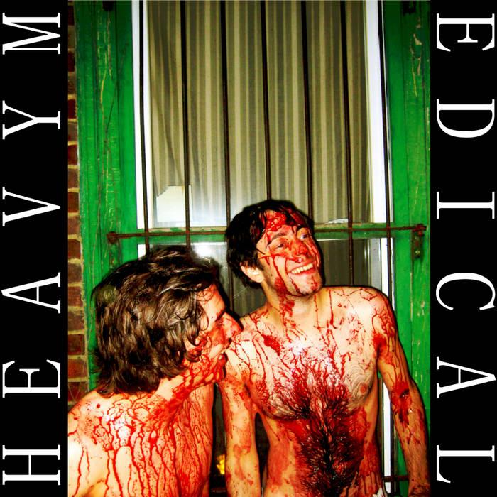 Threats E.P. cover art