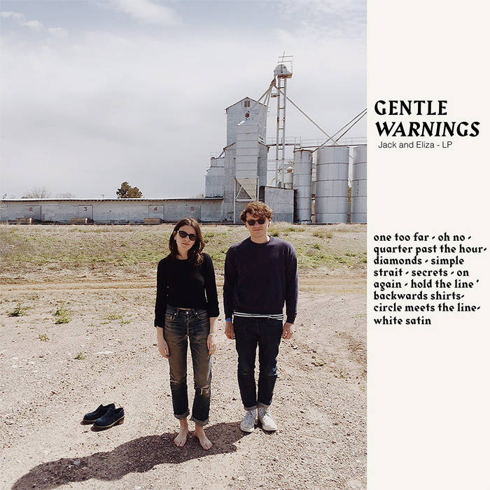 Gentle Warnings cover art