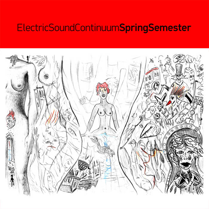 Spring Semester OST cover art