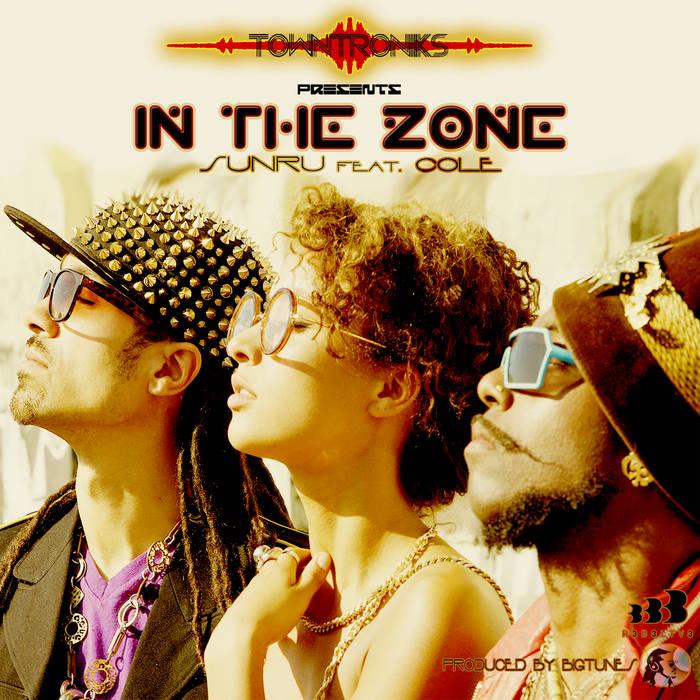 In The Zone- SunRu & Cole cover art