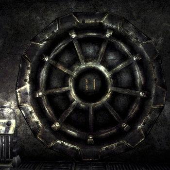 Vault cover art