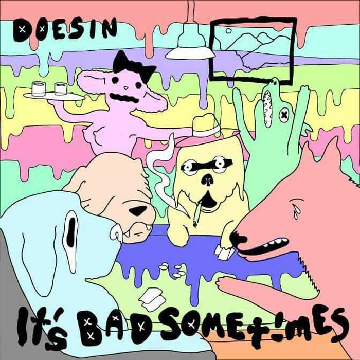 It's Bad Sometimes cover art