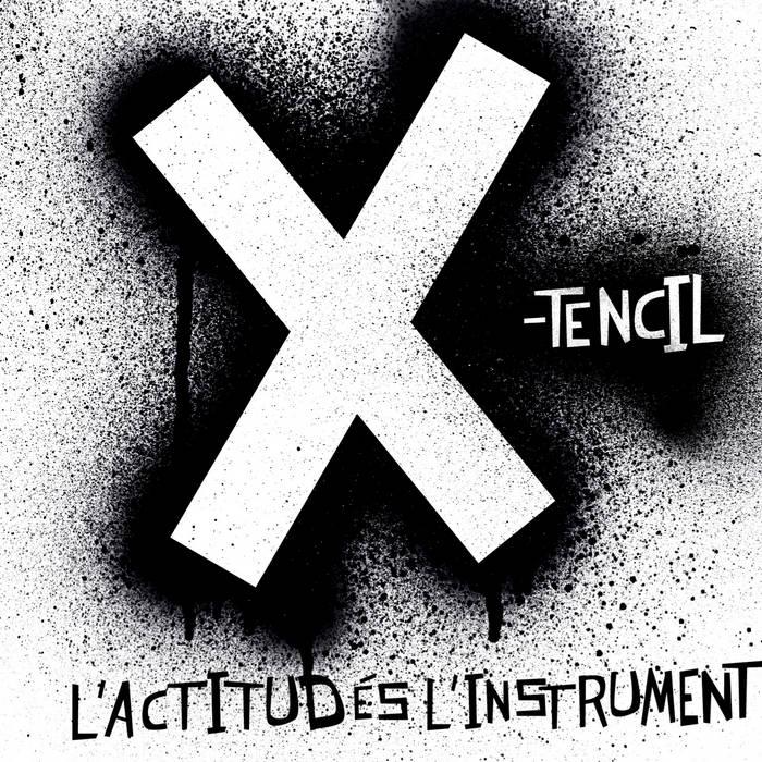 xtencil cover art