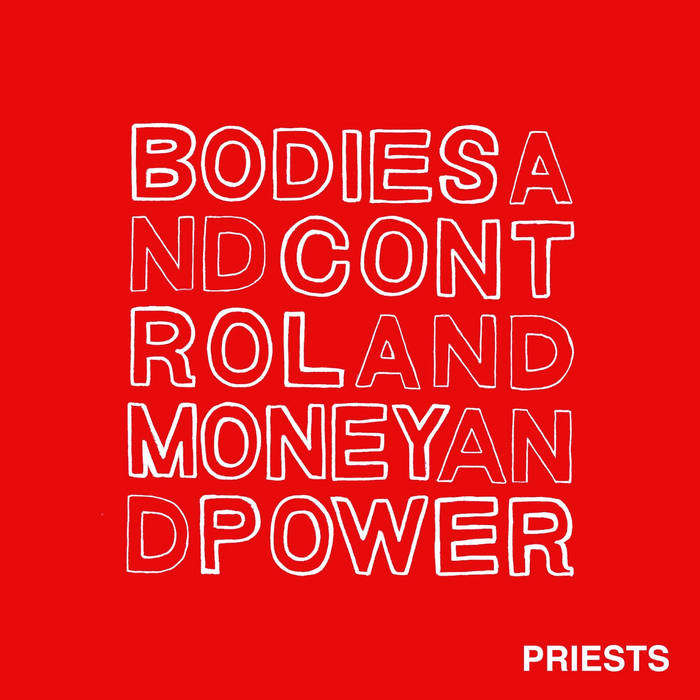 Bodies and Control and Money and Power cover art