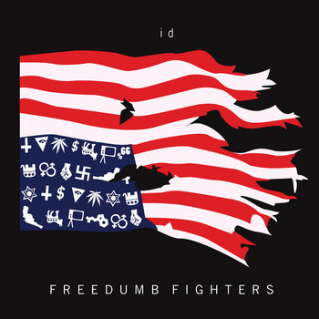 Freedumb Fighters cover art