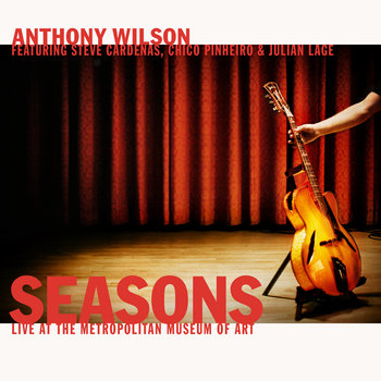 Seasons (Live at the Metropolitan Museum of Art) cover art