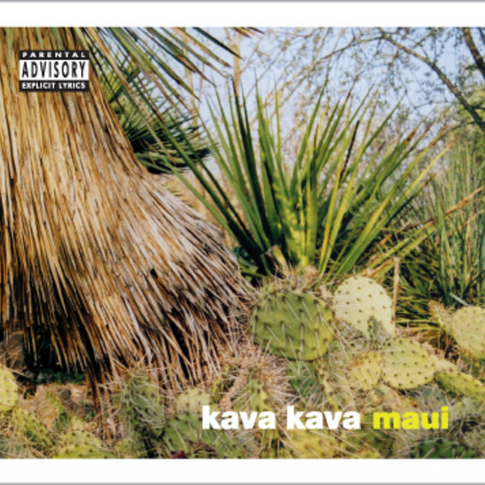 Maui cover art