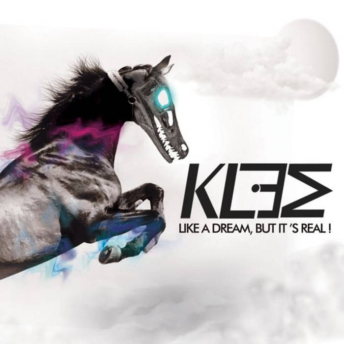 Like A Dream, But It's Real cover art