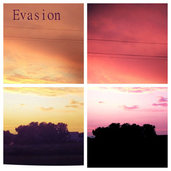 Evasion EP cover art