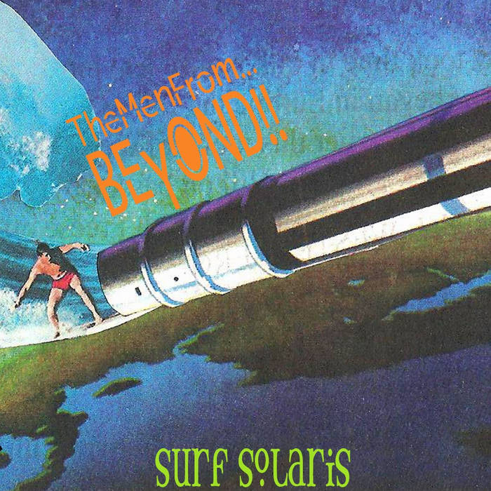 Surf Solaris cover art