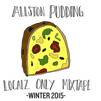 Allston Pudding Localz Only Winter Mix MMXV cover art