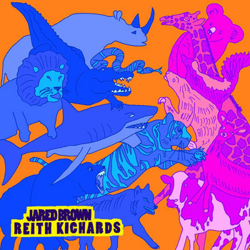 Reith Kichards cover art