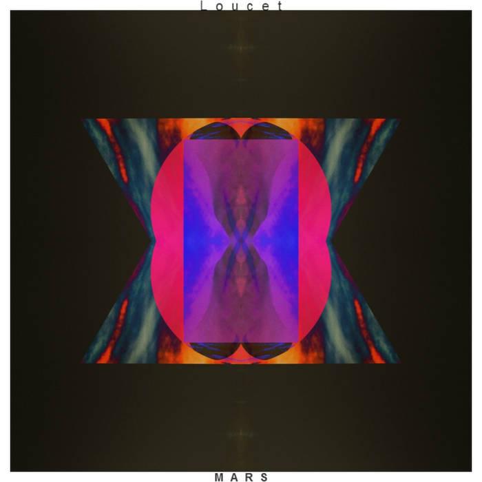 Mars (EP) cover art