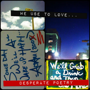 Desperate Poetry - DEMOS - 10/06/12 cover art