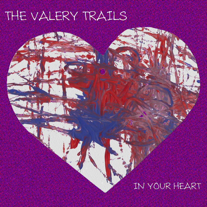 In Your Heart (Single) cover art