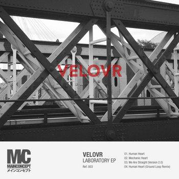 Laboratory EP cover art