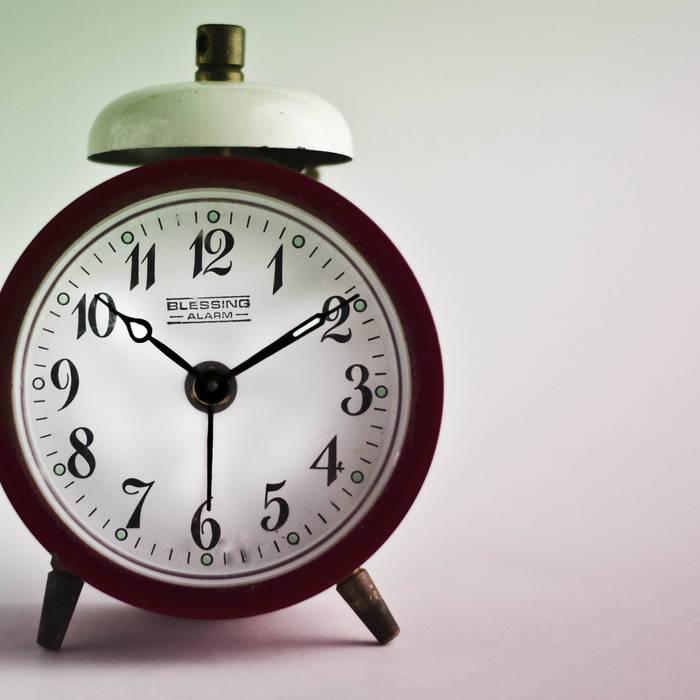 Blessing Alarm 2011 cover art