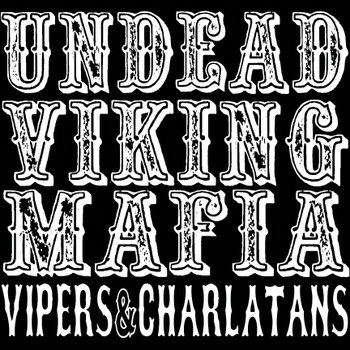 Vipers & Charlatans cover art