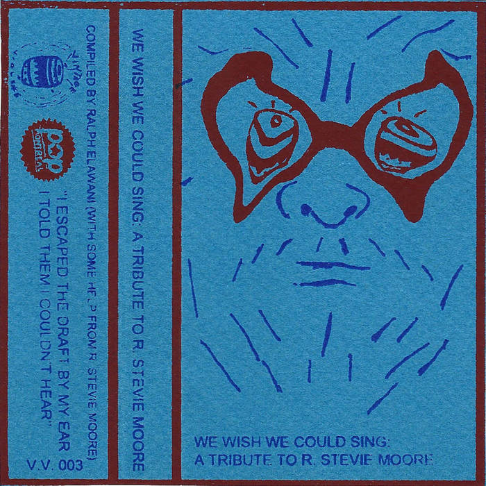 We Wish We Could Sing: A Tribute to R. Stevie Moore cover art