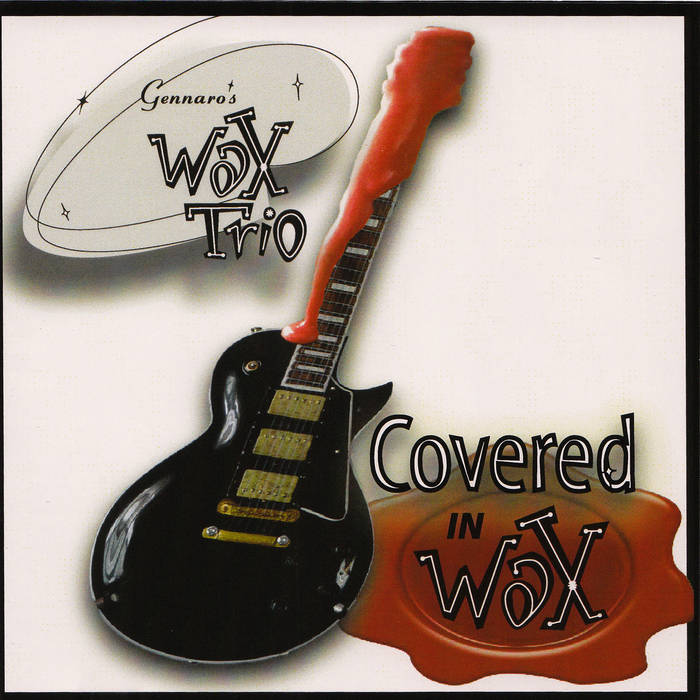 Covered In Wax cover art