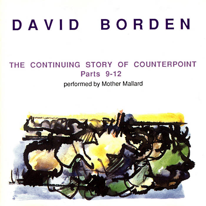 The Continuing Story of Counterpoint Parts 9-12 cover art