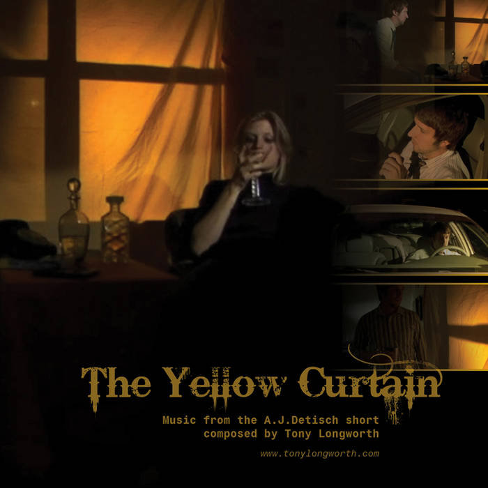 The Yellow Curtain original soundtrack cover art