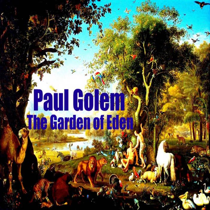 The Garden of Eden cover art