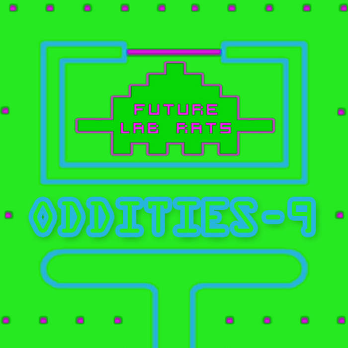 Oddities - 9 cover art