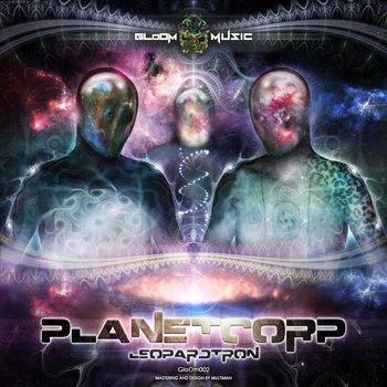 Leopardtron - Planet Corp cover art