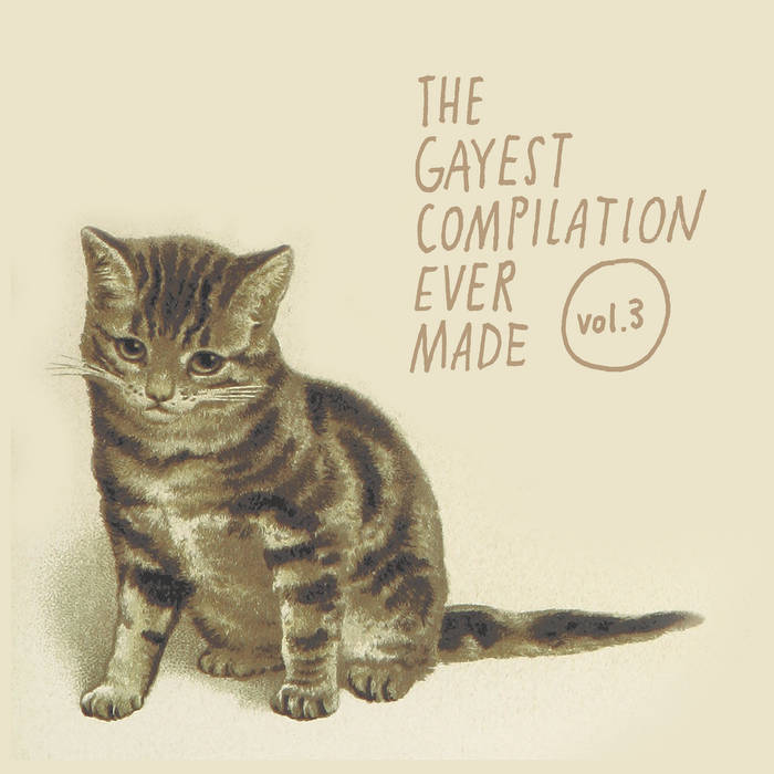 The Gayest Compilation Volume III cover art