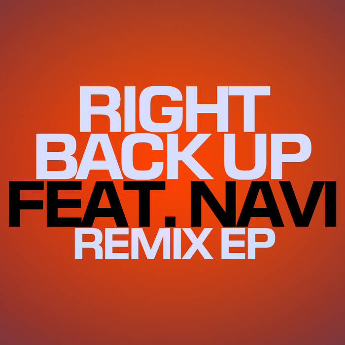 Right Back Up (feat. Navi) cover art