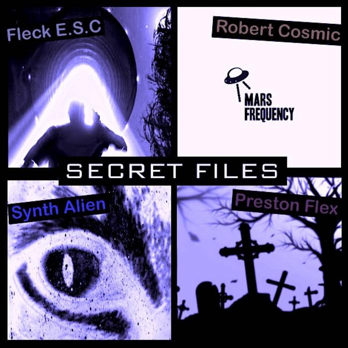 Secret Files cover art