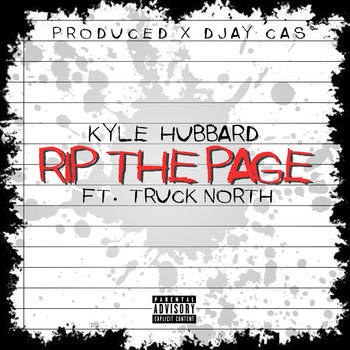Rip The Page feat. Truck North (Prod. by Djay Cas) cover art