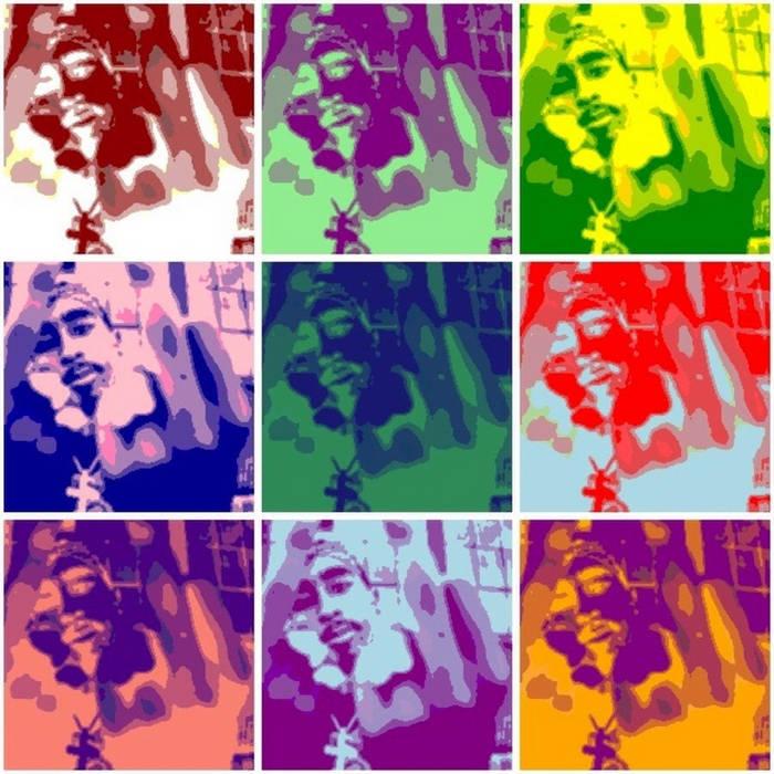 2Pac & Biggie EP cover art