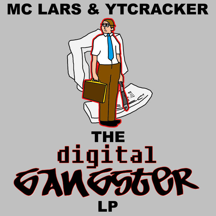 The Digital Gangster LP cover art