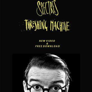 Threshing Machine cover art
