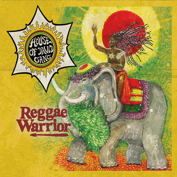 Reggae Warrior cover art