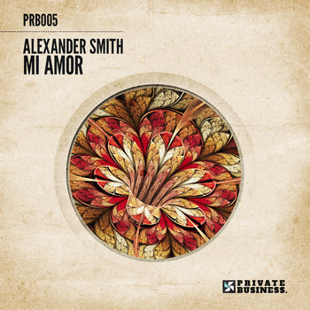 PRB005 - Mi Amor cover art