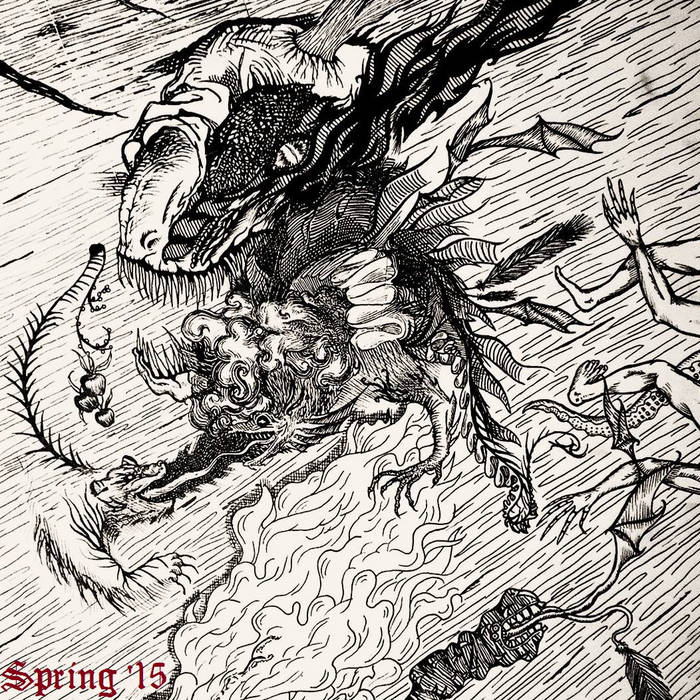Spring '15 cover art