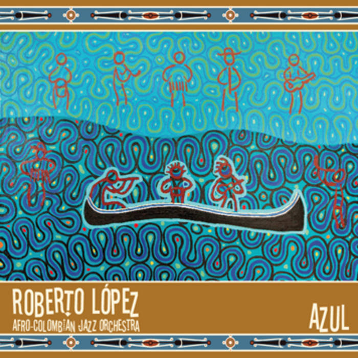Azul cover art
