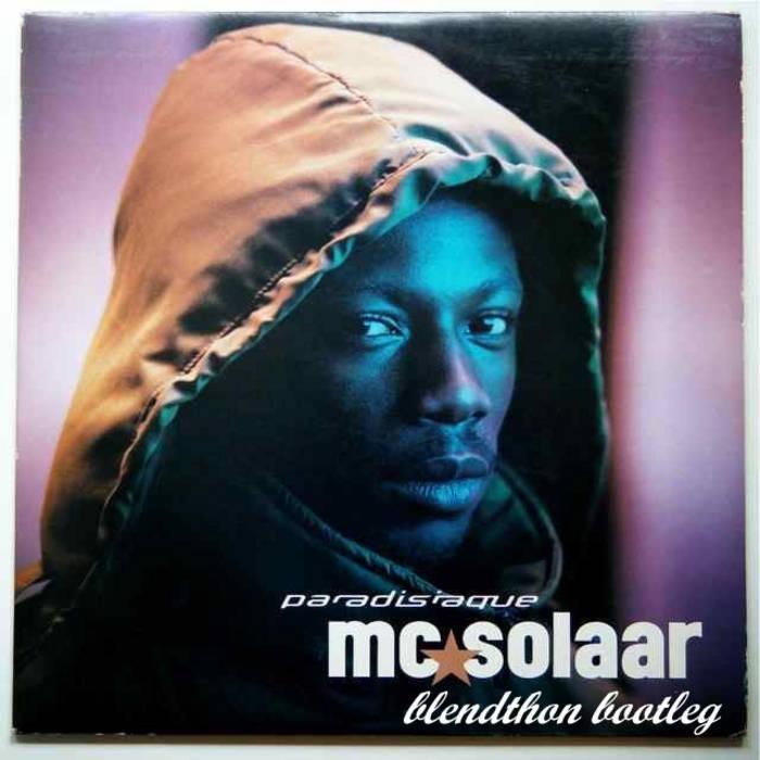 MC Solaar - Paradisiaque (Blendthon Bootleg) cover art