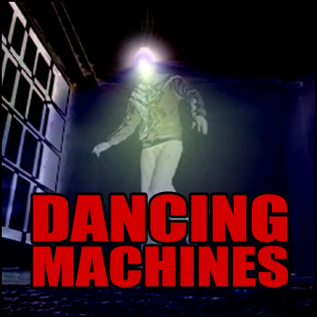 Dancing Machines EP cover art