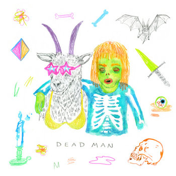 Dead Man cover art