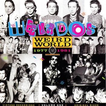 Weird World Volume 1 cover art