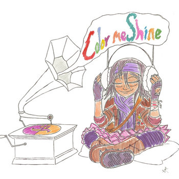 Color Me Shine cover art