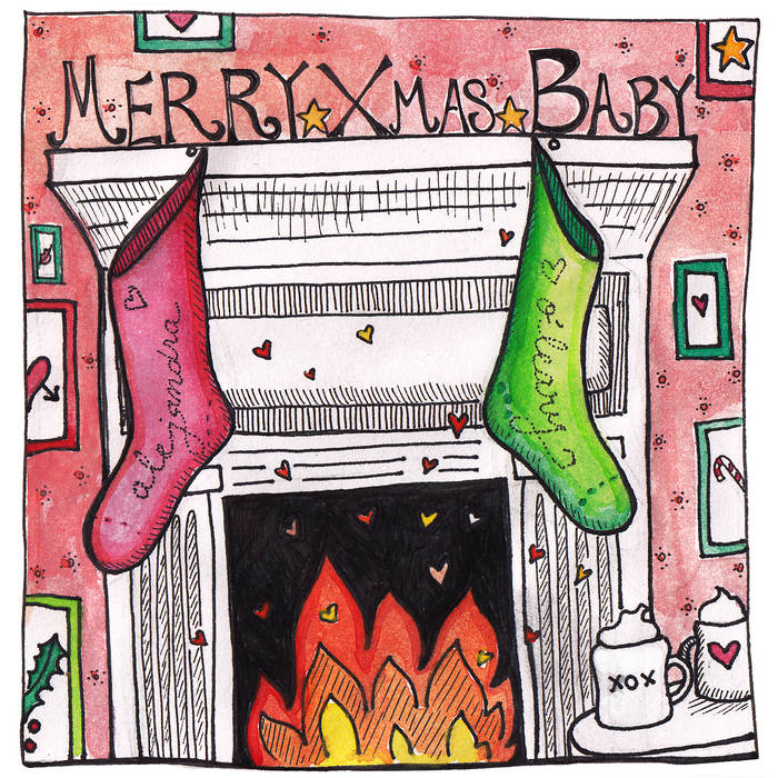 Merry Xmas Baby cover art